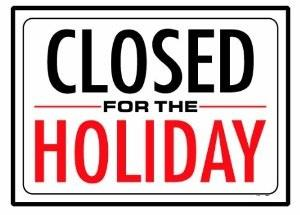 Parish Office Closed January 20 - Martin Luther King, Jr Day