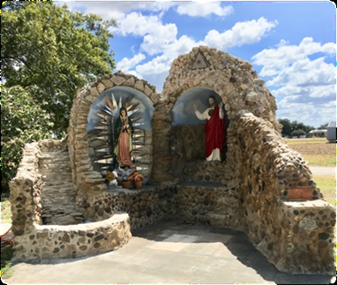 Blessing of Grotto - October 7th at 6:30 pm
