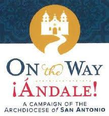 On The Way - ¡Ándale! Capital Campaign