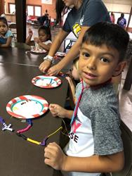Click to view album: VBS 2019 - Circus of Stars: Spotlight on God the Father