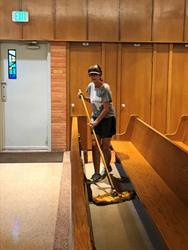 Click to view album: Clean Up Day at Church